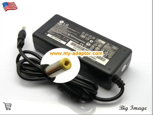GS40 Laptop AC Adapter, LG 18.5V-3.5A-GS40 Power Adapter, GS40 Laptop Battery Charger