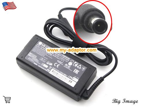 R400 Laptop AC Adapter, LG 19V-3.42A-R400 Power Adapter, R400 Laptop Battery Charger