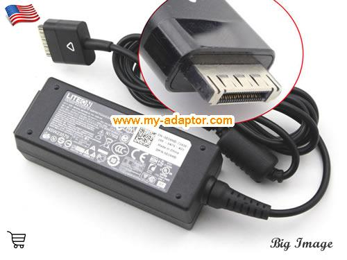 XPS 10 Laptop AC Adapter, LITEON 19V-1.58A-XPS 10 Power Adapter, XPS 10 Laptop Battery Charger