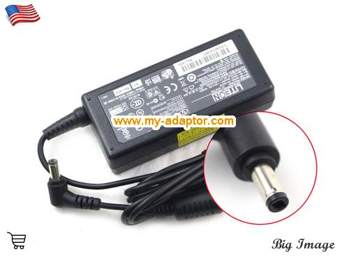 MT3418 Laptop AC Adapter, LITEON 19V-3.42A-MT3418 Power Adapter, MT3418 Laptop Battery Charger