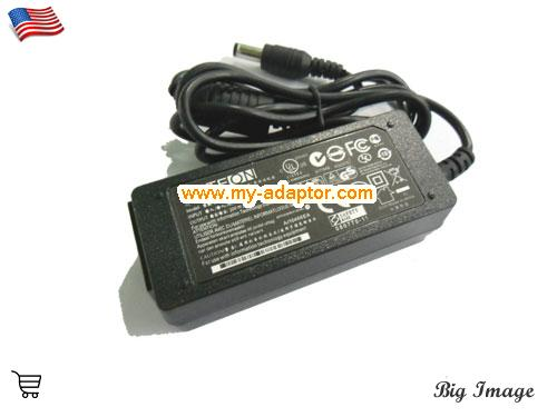 WIND U100 SERIES Laptop AC Adapter, LITEON 20V-2A-WIND U100 SERIES Power Adapter, WIND U100 SERIES Laptop Battery Charger