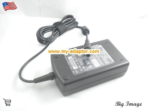 GO VIDEO LCD TV Laptop AC Adapter, LI SHIN 12V-5A-GO VIDEO LCD TV Power Adapter, GO VIDEO LCD TV Laptop Battery Charger