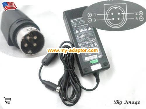 New POSIFLEX POSIFLEX JIVA EA10953A-58 Laptop ac Adapter