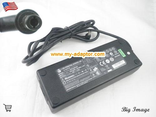 367T Laptop AC Adapter, LI SHIN 20V-6A-367T Power Adapter, 367T Laptop Battery Charger