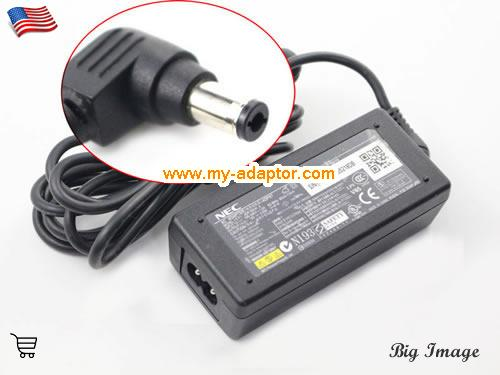 VY10M/BH-W Laptop AC Adapter, NEC 15V-3.33A-VY10M/BH-W Power Adapter, VY10M/BH-W Laptop Battery Charger