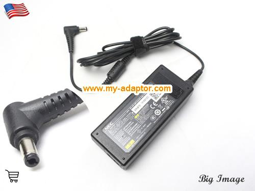 VERSA 2505 Laptop AC Adapter, NEC 19V-3.42A-VERSA 2505 Power Adapter, VERSA 2505 Laptop Battery Charger