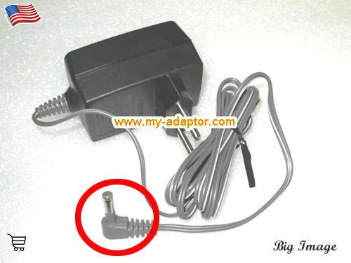TG1062M Laptop AC Adapter, Panasonic 6.5V-0.5A-TG1062M Power Adapter, TG1062M Laptop Battery Charger