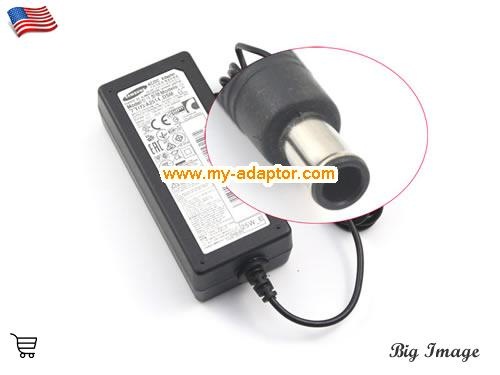S22C Laptop AC Adapter, SAMSUNG 14V-1.786A-S22C Power Adapter, S22C Laptop Battery Charger