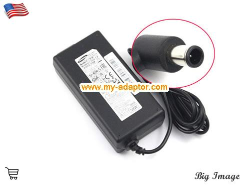 UE32J5205AK Laptop AC Adapter, SAMSUNG 19V-3.17A-UE32J5205AK Power Adapter, UE32J5205AK Laptop Battery Charger