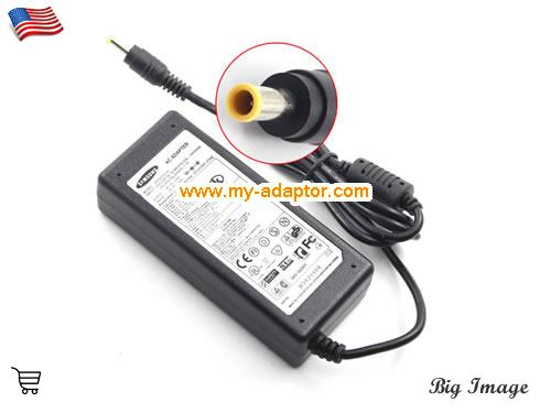 R730 Laptop AC Adapter, SAMSUNG 19V-3.42A-R730 Power Adapter, R730 Laptop Battery Charger