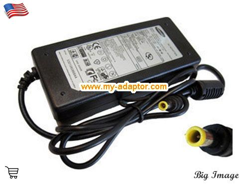 172 Laptop AC Adapter, SAMSUNG 14V-4A-172 Power Adapter, 172 Laptop Battery Charger