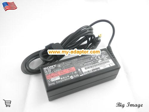 VGN-P720K Laptop AC Adapter, SONY 10.5V-2.9A-VGN-P720K Power Adapter, VGN-P720K Laptop Battery Charger