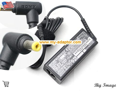 13 Laptop AC Adapter, SONY 10.5V-3.8A-13 Power Adapter, 13 Laptop Battery Charger