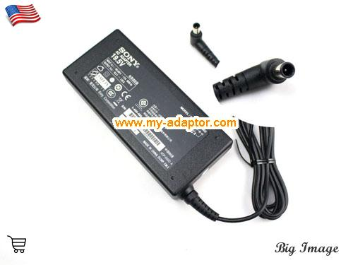 KDL-32R433B Laptop AC Adapter, SONY 19.5V-3.05A-KDL-32R433B Power Adapter, KDL-32R433B Laptop Battery Charger