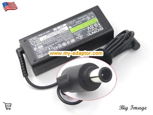 VGN-SR94GS Laptop AC Adapter, 19.5V 4.7A VGN-SR94GS Power Adapter, VGN-SR94GS Laptop Battery Charger