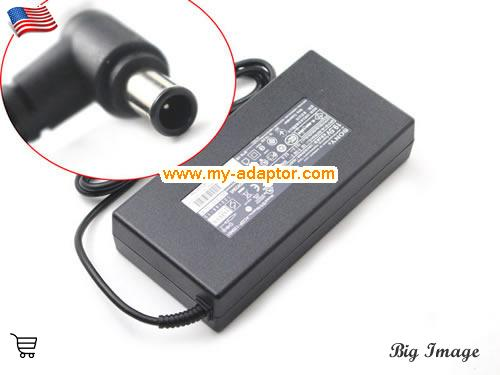 ACDP-120E02 Laptop AC Adapter, 19.5V 6.2A ACDP-120E02 Power Adapter, ACDP-120E02 Laptop Battery Charger