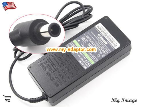 VAIO PCG-8M4L Laptop AC Adapter, SONY 19.5V-6.2A-VAIO PCG-8M4L Power Adapter, VAIO PCG-8M4L Laptop Battery Charger