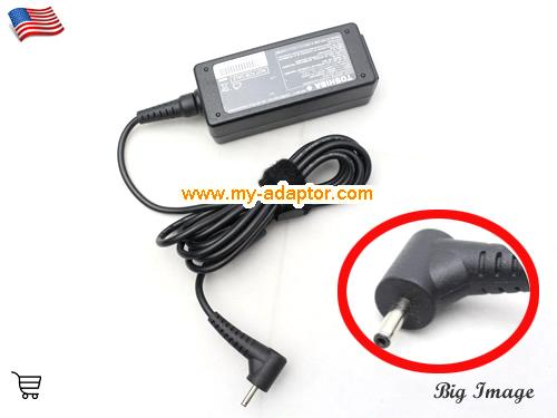 EXCITE PRO T10LE-A AT15LE-A32 Laptop AC Adapter, TOSHIBA 12V-3A-EXCITE PRO T10LE-A AT15LE-A32 Power Adapter, EXCITE PRO T10LE-A AT15LE-A32 Laptop Battery Charger