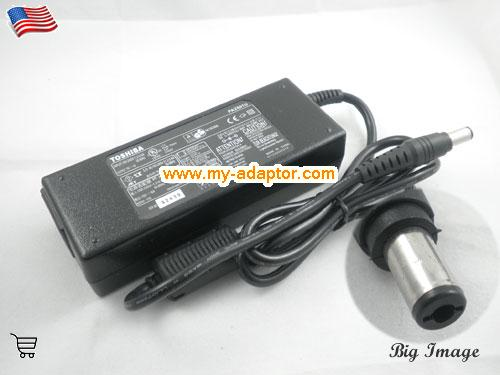 SATELLITE A100-812 Laptop AC Adapter, TOSHIBA 15V-6A-SATELLITE A100-812 Power Adapter, SATELLITE A100-812 Laptop Battery Charger