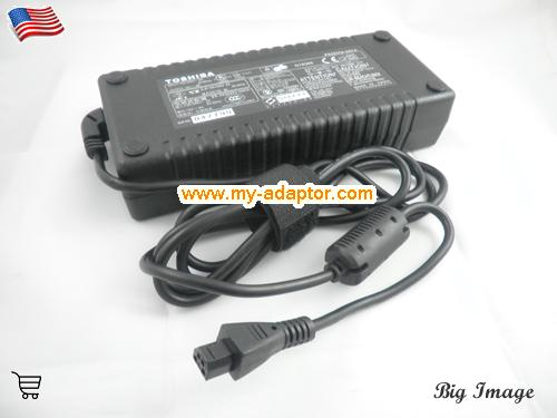 SATELLITE A20-S208 Laptop AC Adapter, TOSHIBA 15V-8A-SATELLITE A20-S208 Power Adapter, SATELLITE A20-S208 Laptop Battery Charger