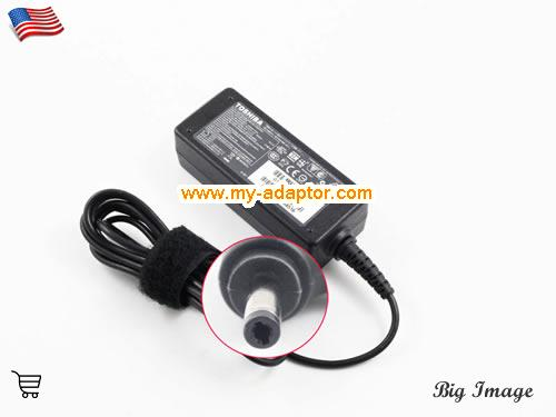 PA5072U-1ACA Laptop AC Adapter, 19V 2.37A PA5072U-1ACA Power Adapter, PA5072U-1ACA Laptop Battery Charger