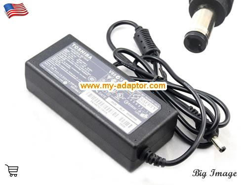 SATELLITE 1675 Laptop AC Adapter, TOSHIBA 19V-3.16A-SATELLITE 1675 Power Adapter, SATELLITE 1675 Laptop Battery Charger