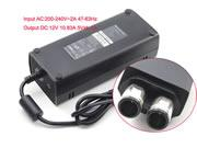 MICROSOFT 12V 10.83A AC Adapter, New MICROSOFT 12V 10.83A Laptop Charger