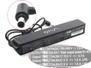 SONY 19.5V 4.7A AC Adapter, New SONY 19.5V 4.7A Laptop Charger