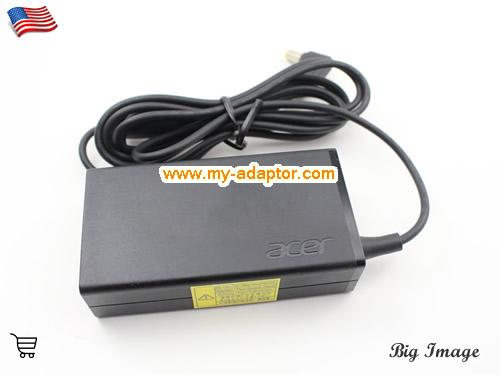 image 4 for  ACER USA Genuine OEM ACER PA-1650-86 PA-1650-69 Adapter Power Charger 19V 3.42A PA-1650-80 PA-1650-22 PA-1650-02 Laptop AC Adapter Power Adapter Laptop Battery Charger ACER19V3.42A65W-5.5x1.7mmMINI
