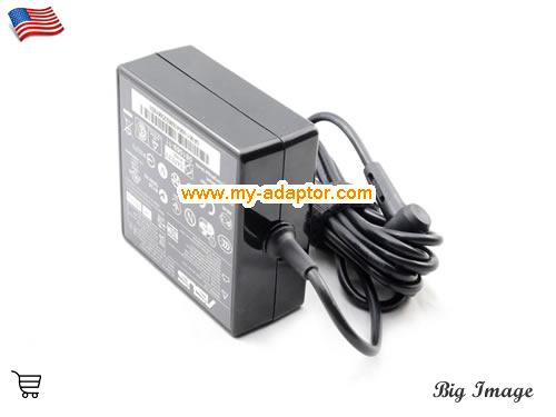 image 3 for  ASUS USA Brand New ADP-65AW A ADP-65JH DB PA-1650-78 19V 3.42A Adapter For Asus UX21A UX31A UX301 UX32VD U38N U38DT UX32A Series Laptop Laptop AC Adapter Power Adapter Laptop Battery Charger ASUS19V3.42A-4.5x2.0mm-SL