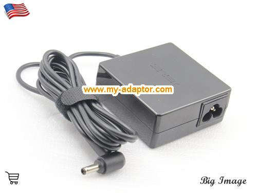 image 4 for  ASUS USA Brand New ADP-65AW A ADP-65JH DB PA-1650-78 19V 3.42A Adapter For Asus UX21A UX31A UX301 UX32VD U38N U38DT UX32A Series Laptop Laptop AC Adapter Power Adapter Laptop Battery Charger ASUS19V3.42A-4.5x2.0mm-SL
