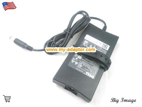 image 3 for  DELL USA Genuine DELL DA90PE-100 LA90PE1-01 WK890 ADP-90VH B Slim AC Adapter 19.5V 4.62A For DELL INSPIRON D620 D630 1520 LATITUDE D830 E6500 LATITUDE D400 Laptop AC Adapter Power Adapter Laptop Battery Charger DELL19.5V4.62A90W-7.4x5.0mm-Slim