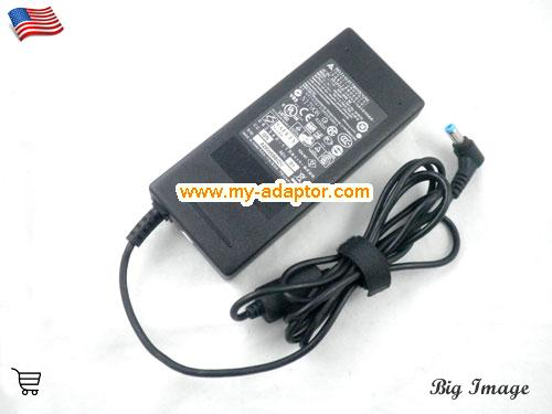 image 1 for  DELTA USA ADP-90SB BB PA-1900-04 90W Adapter Charger For ACER ASPIRE 1410 3610 5715z 6935G 8930G 9300 7540G 7720G 7741Z Laptop AC Adapter Power Adapter Laptop Battery Charger DELTA19V4.74A90W-5.5x1.7mm