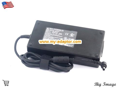 image 1 for  DELTA  Genuine Delta 19V 9.5A Laptop AC Adapter Power Adapter Laptop Battery Charger DELTA19V9.5A180W-5.5x2.5mm-O