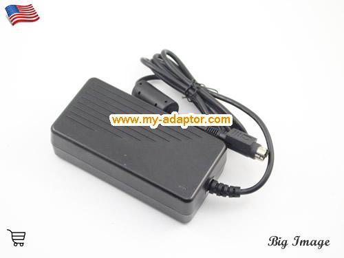 USA EDAC EA10521C-120 AC Adapter EDAC power ELEC 12V 5 0A