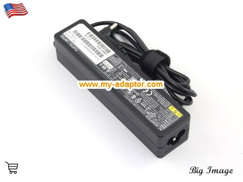 image 1 for  Fujitsu USA New Genuine ADP-65MD B Ac Adapter For Fujitsu LIFEBOOK Q704 LIFEBOOK U574 Laptop Laptop AC Adapter Power Adapter Laptop Battery Charger FUJITSU19V3.42A65W-3.0x1.0mm