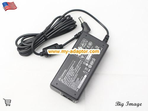 image 2 for  GATEWAY USA  Genuine Genuine Power Supply For Gateway PA-1650-02 PA-1650-01 ADP-65HB BB 450RGH 450ROG 600YG2 SOLO 400SD4 Laptop AC Adapter Power Adapter Laptop Battery Charger GATEWAY19V3.42A90W-5.5X2.5mm