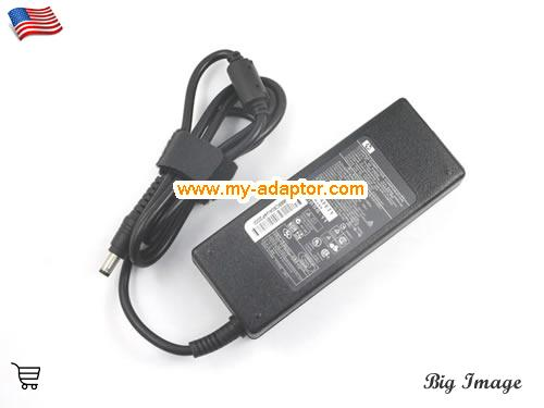 image 4 for  HP USA  Genuine HP 90W Adapter For Compaq Presario R3000 NX9100 ZE4800 ZE5100 ZE5800 Laptop AC Adapter Power Adapter Laptop Battery Charger HP18.5V4.9A90W-5.5x2.5mm