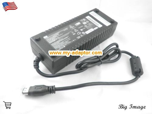 image 1 for  HP USA 18.5V 6.5A 120W Adapter Charger For HP Compaq Presario Zd8000 Zd8300 Nx9600 R4000 NX9600 EA350 HP-OL091B132 Laptop AC Adapter Power Adapter Laptop Battery Charger HP18.5V6.5A120W-OVALMU