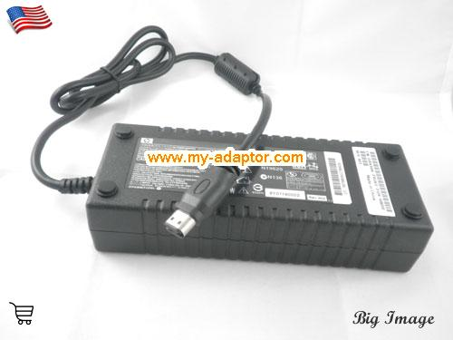 image 3 for  HP USA 18.5V 6.5A 120W Adapter Charger For HP Compaq Presario Zd8000 Zd8300 Nx9600 R4000 NX9600 EA350 HP-OL091B132 Laptop AC Adapter Power Adapter Laptop Battery Charger HP18.5V6.5A120W-OVALMU