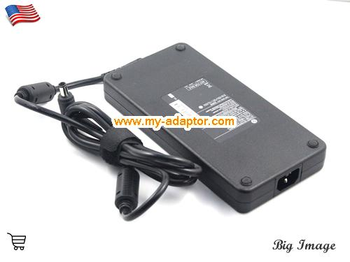 image 2 for  HP USA Genuine HP HSTNN-DA12S 19.5V 11.8A 230W Smart Slim Adapter 817911-001 811593-001  Laptop AC Adapter Power Adapter Laptop Battery Charger HP19.5V11.8A230W-7.4x5.0mm-SLIM