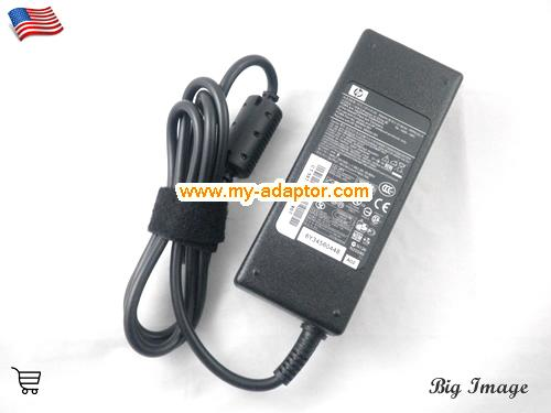 image 1 for  HP USA 90W AC Adapter Power For HP Compaq Nw8000 Nw8240 Nc8230 Nx8220 6820s HP-OL091B13 Laptop AC Adapter Power Adapter Laptop Battery Charger HP19V4.74A90W-4.8x1.7mm
