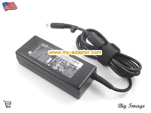 image 1 for  HP USA 90W Adapter 608428-002 609940-001 PPP014L-SA 463553-001 Charger For HP Envy 14 15 Probook 4525s 4535s 6715S 4540s 4720s 5310m 5320m Elitebook 8560w Laptop AC Adapter Power Adapter Laptop Battery Charger HP19V4.74A90W-7.4x5.0mm