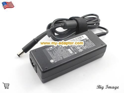 image 3 for  HP USA 90W Adapter 608428-002 609940-001 PPP014L-SA 463553-001 Charger For HP Envy 14 15 Probook 4525s 4535s 6715S 4540s 4720s 5310m 5320m Elitebook 8560w Laptop AC Adapter Power Adapter Laptop Battery Charger HP19V4.74A90W-7.4x5.0mm