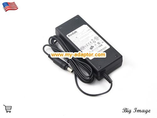 image 1 for  KODAK USA New Genuine Kodak HP-A0601R3 36V 1.7A 60W Printer Adapter Laptop AC Adapter Power Adapter Laptop Battery Charger KODAK36V1.7A61W-6.4x4.0mm