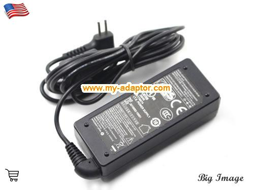 image 2 for  LG USA Genuine LG 20V 2A SHA913L E178074 Adapter Charger For LG Ultraslim XNote X300 PD210 P220 P210 P220-SE50K Series 2tips Laptop AC Adapter Power Adapter Laptop Battery Charger LG20V2A40W-2TIPS