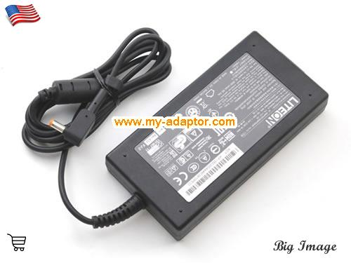 image 1 for  LITEON USA PA-1131-08 SADP-135EB ADP-135DB 135W Power Supply For ACER ASPIRE L100 L310 L320 L3600 Laptop AC Adapter Power Adapter Laptop Battery Charger LITEON19V7.1A135W-5.5x2.5mm