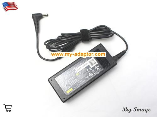 image 1 for  NEC USA  Genuine NEC Versa 5080 R1004 2435 M540 S3300 2400 2405 2430 5060 AC Adapter Charger Laptop AC Adapter Power Adapter Laptop Battery Charger NEC19V3.42A65W-5.5x2.5mm