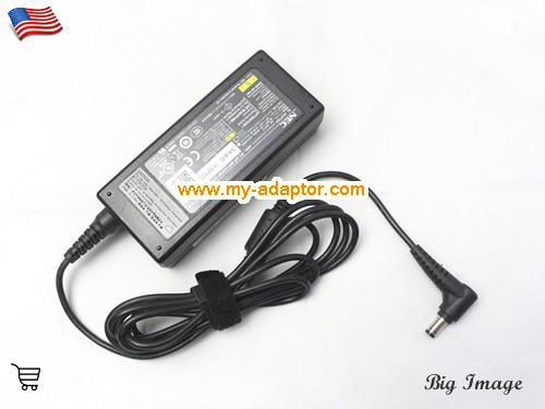 image 2 for  NEC USA  Genuine NEC Versa 5080 R1004 2435 M540 S3300 2400 2405 2430 5060 AC Adapter Charger Laptop AC Adapter Power Adapter Laptop Battery Charger NEC19V3.42A65W-5.5x2.5mm