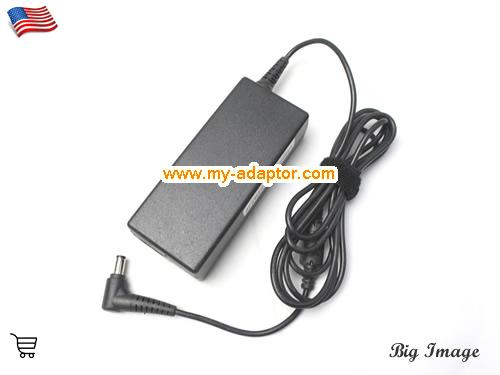 image 3 for  NEC USA  Genuine NEC Versa 5080 R1004 2435 M540 S3300 2400 2405 2430 5060 AC Adapter Charger Laptop AC Adapter Power Adapter Laptop Battery Charger NEC19V3.42A65W-5.5x2.5mm